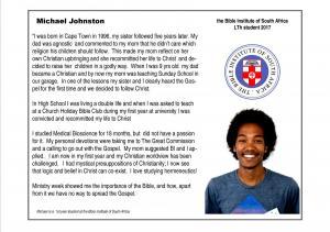 Profile - Michael